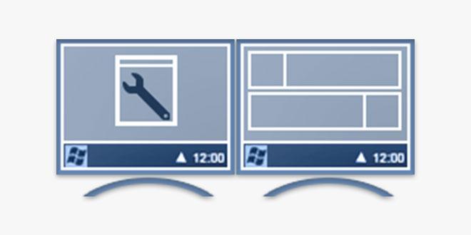 Actual Window Manager - Desktop Fenster Anzeige Einstellen