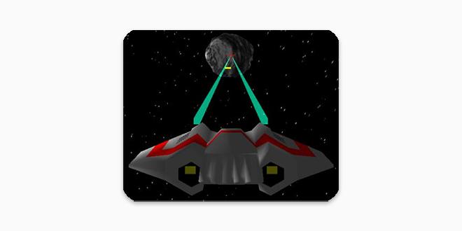 Space - 3D Weltraumballerspiel