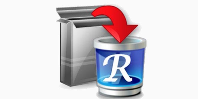 Revo Uninstaller - Deinstallation von Software