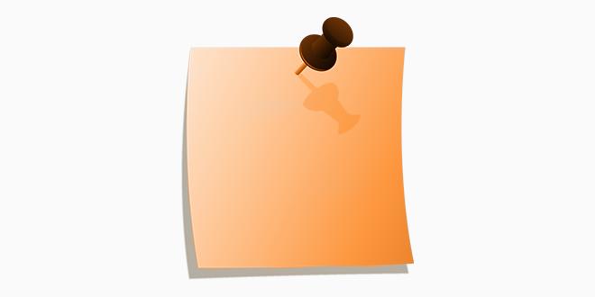 Alltags-Notizen - Datenbank für alltägliche Notizen