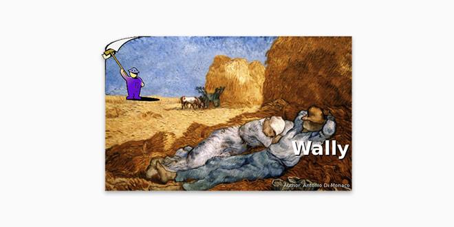 Wally - QT Multisource Wallpaper Changer
