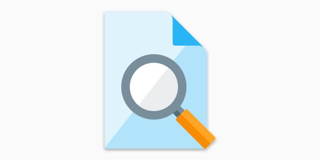 aborange Searcher - Dateien und Dateiinhalte suchen