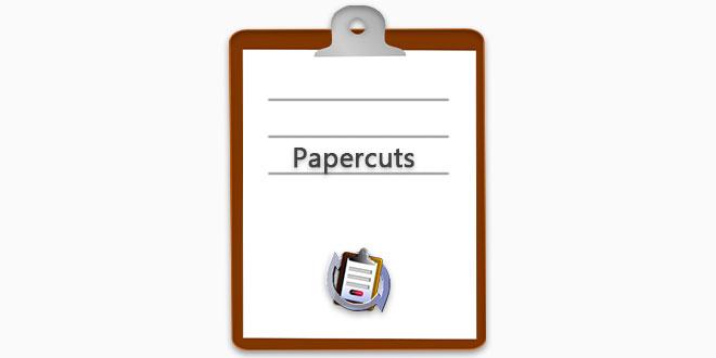 Papercuts  - Text Snippets Notizen Chrome Extension