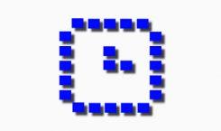 TheAeroClock - Desktop Uhr mit Alpha Transparenz