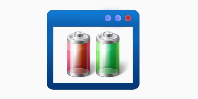 BatteryInfoView - Zustand von Notebook Akkus Überwachen
