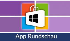 App-Rundschau 42-18: Die sonntägliche Übersicht