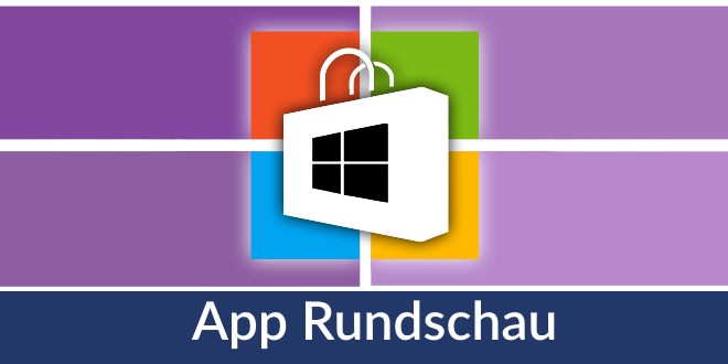 App-Rundschau KW 14-18 Die sonntägliche Übersicht