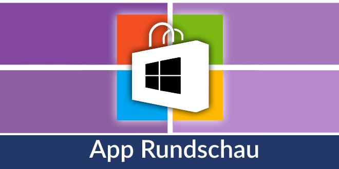App-Rundschau KW 31-18: Die sonntägliche Übersicht