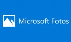 Microsoft Fotos: Design-Modus der Fotos-App auf Windows 10 Mobile