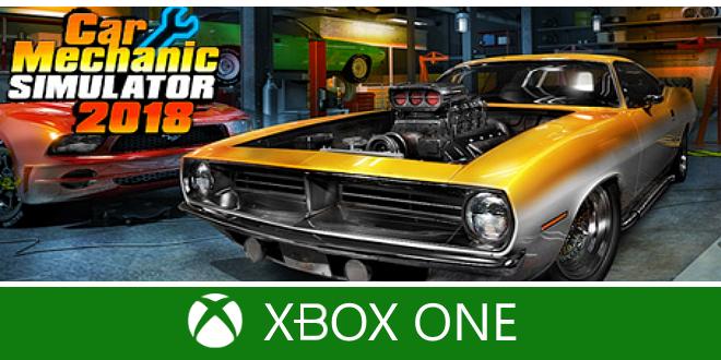 car mechanic simulator 2018 bald auch f r xbox one dr