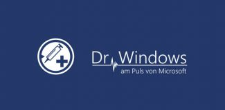 Dr. Windows Logo