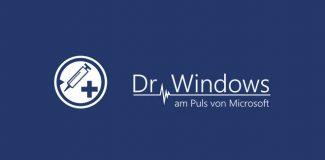 Dr. Windows Logo