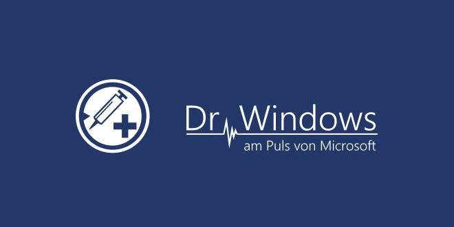 """Endlich: Das """"neue Dr. Windows"""" geht an den Start"""