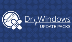 Download: DrWindows Update Packs für Windows 7, Windows 8.1 und Windows 10