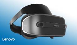 Lenovo Mirage: Lenovos Mixed Reality Headset hat einen Namen