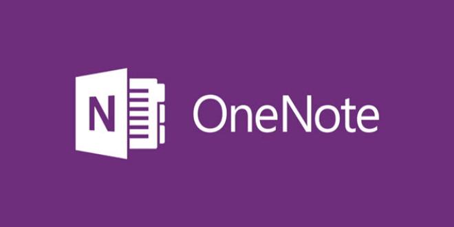 Ein bisschen Kosmetik für OneNote 2016