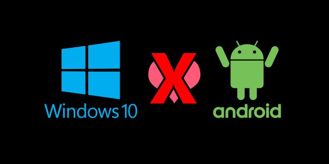 Vorsicht: Android und Windows 10 USB-MTP-Verbindung kann Dateien löschen