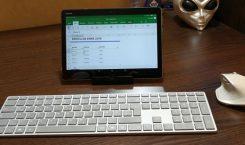 Huawei MediaPad M3 Lite: Produktivität mit Microsoft auf einem Android-Tablet?