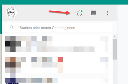Whatsapp Status Feature Kommt In Die Web Und Desktop