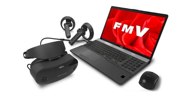 Fujitsu stellt eigenes Mixed-Reality-Headset nebst neuem Laptop vor