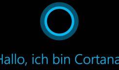 Cortana hält in den USA Einzug in Skype
