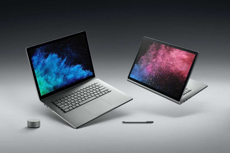 Microsoft Surface Book 2 offiziell angekündigt