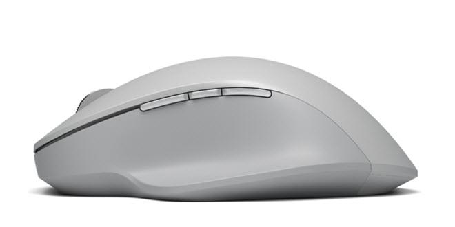 Ausprobiert: Die neue Surface Precision Mouse von Microsoft