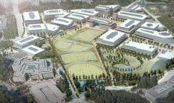 Abrissparty bei Microsoft: Rückbau des alten Campus macht große Fortschritte