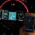 Apple CarPlay im MINI Navi-System