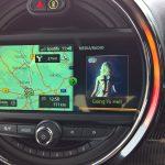Interne Navigation im Splitscreen-Modus