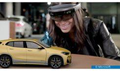 Fragen und Antworten zur BMW X2-Kampagne mit der Microsoft HoloLens