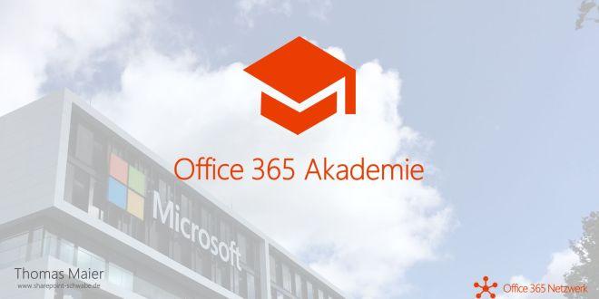 Februar News zu Office 365 aus der Office 365 Akademie