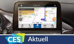 Waze-App - Vom Smartphone in den Ford