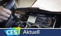 Mercedes stellt neues Infotainmentsystem MBUX vor - Update
