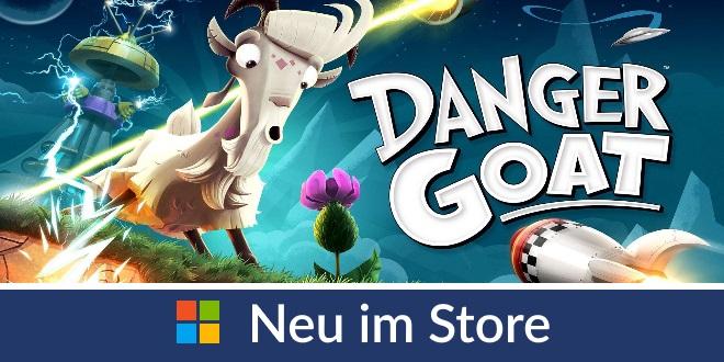 Neu im Store: Danger Goat - Windows Mixed Reality Game mit Xbox Live-Erfolgen