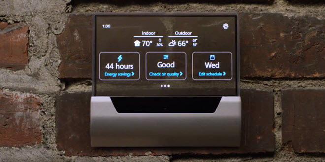 GLAS: Cortana-Thermostat künftig ohne Cortana
