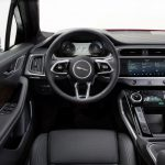 Innenraum des I-Pace