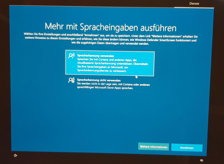 Neue Datenschutz-Optionen im Frühjahrs-Update von Windows 10