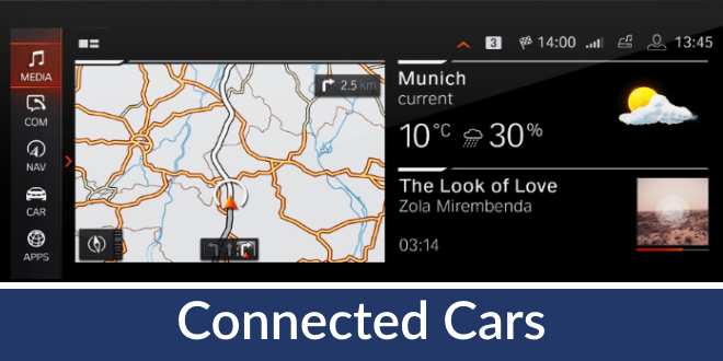 Connected Cars: Individuelle Kacheln bei BMW OS 7.0