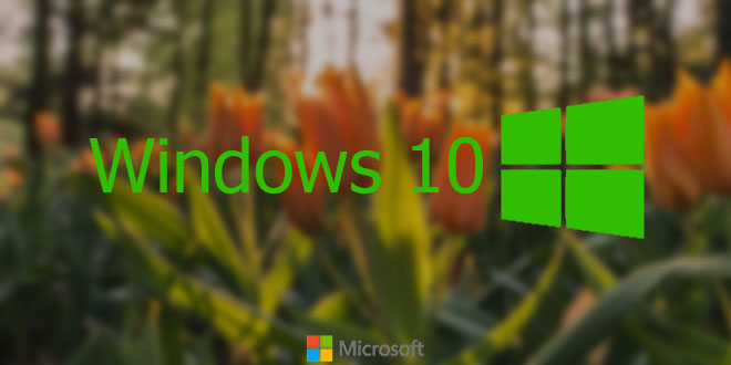 Windows 10 April Update erscheint am 30. April - via Windows Update ab 8. Mai