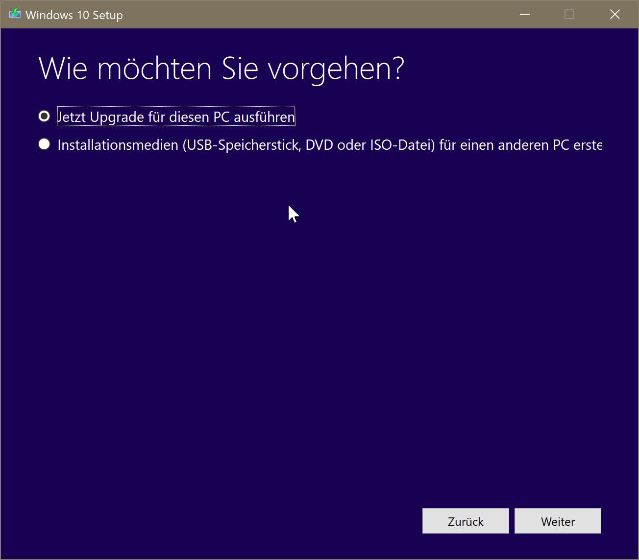 Windows 10: Version 1803 kommt am Montag