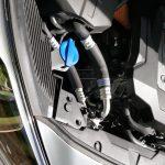 Motorraum des Hyundai Ioniq EV (Foto: Eigene).