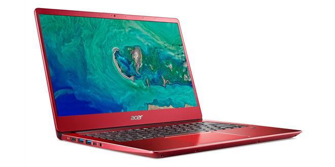 Größer, dünner, schneller, roter: Acer legt Swift 3 und 5 neu auf