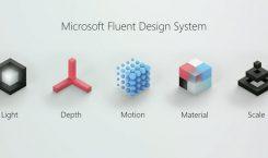 BUILD 2018: Fluent Design erobert klassische Windows-Anwendungen