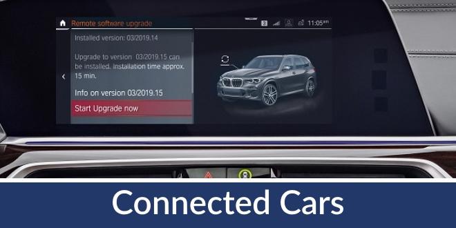 Connected Roadtrip: Infos zum BMW Live Cockpit Professional