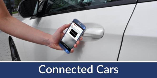 Connected Roadtrip: Smartphone-Schlüssel ist standardisiert