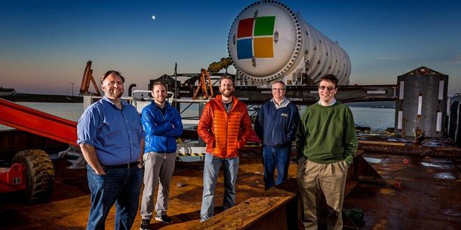 Project Natick: Der Untergang der Microsoft Cloud