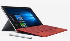 Alt, aber gepflegt: Firmware-Update für das Surface 3