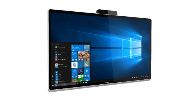 """Windows Collaboration Displays: Der erste """"Surface Hub Light"""" ist da"""