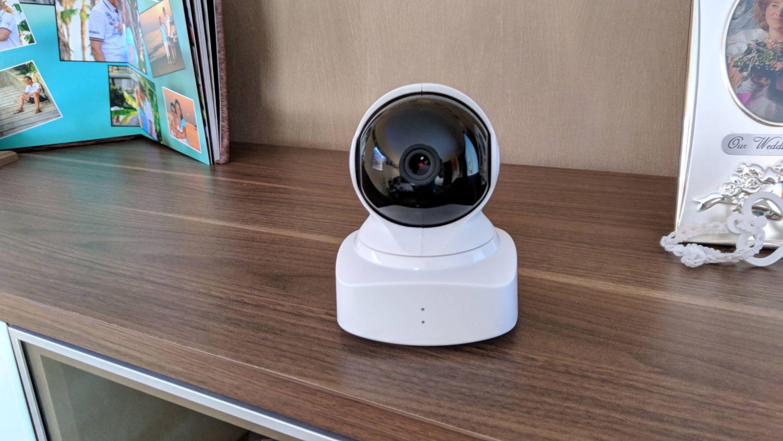 ausprobiert: yi cloud dome – Überwachungskamera für zuhause › dr